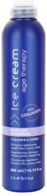 Inebrya Age Therapy szampon regenerujący do włosów dojrzałych i porowatych