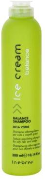 Inebrya Balance szampon do regulacji sebum