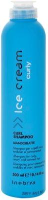 Inebrya Curly šampon za valovite lase in lase s trajno ondulacijo