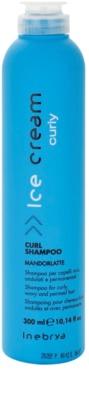 Inebrya Curly Shampoo für Dauerwelle und welliges Haar