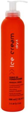Inebrya Dry-T odżywka bez spłukiwania do włosów suchych i farbowanych