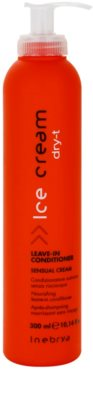 Inebrya Dry-T поживний незмивний кондиціонер для сухого та фарбованого волосся