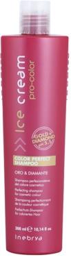 Inebrya Ice Cream Pro-Color шампунь для фарбованого волосся
