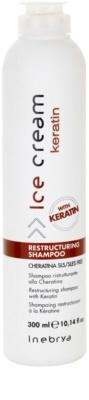 Inebrya Keratin szampon restrukuryzujący z keratyną
