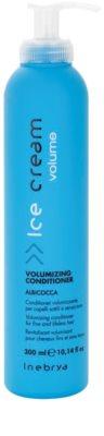 Inebrya Volume dúsító kondicionáló finom és lesimuló hajra