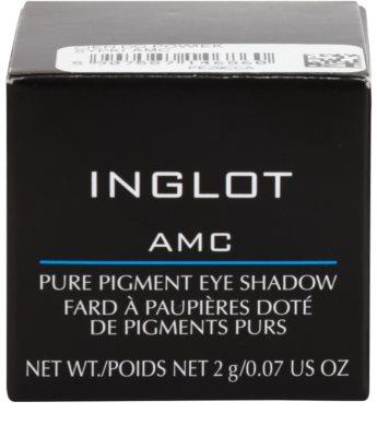 Inglot AMC loser Lidschatten mit hoher Pigmentdichte 3