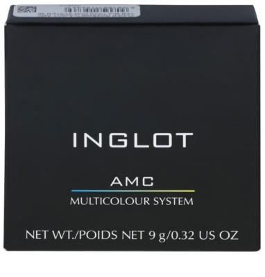 Inglot AMC озаряваща пудра 2