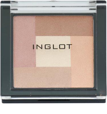 Inglot AMC multifunkciós bőrvilágosító púder