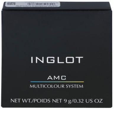Inglot AMC polvos iluminadores multifuncionales 2