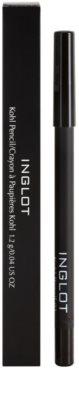 Inglot Basic lápiz de ojos resistente al agua con alta pigmentación 1