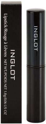 Inglot Basic lipstick em gel com efeito hidratante 3