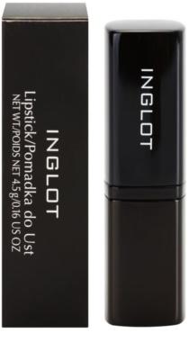 Inglot Basic barra de labios hidratante con vitamina E 3