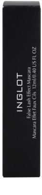 Inglot Basic Mascara für Volumen 2
