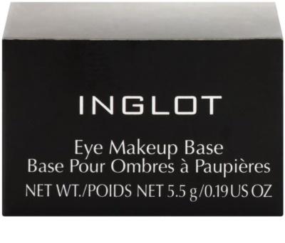 Inglot Basic Basis unter den Lidschatten 3