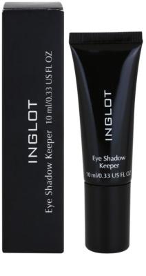 Inglot Basic langanhaltende Make up-Basis zum Auftragen unter den Lidschatten 1