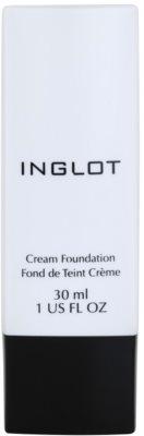 Inglot Basic dlouhotrvající krémový make-up