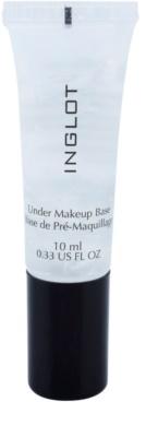 Inglot Basic Make-up-Grundlage unter dem Make-up