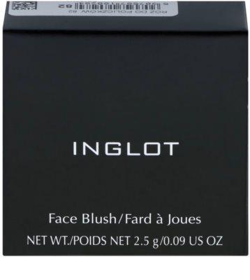 Inglot Basic blush 2