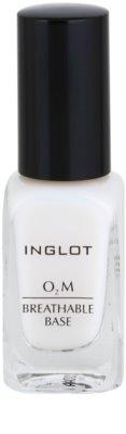 Inglot O₂M báze na nehty