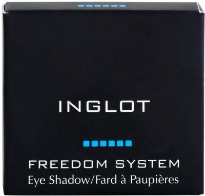 Inglot Freedom System Pearl Lidschatten mit Perlmutteffekt 1