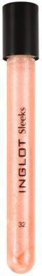 Inglot Sleeks brillo resplandeciente para labios