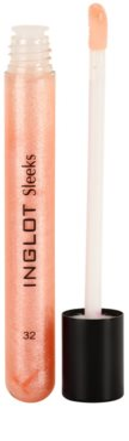 Inglot Sleeks brillo resplandeciente para labios 1