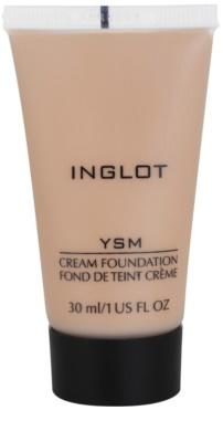 Inglot YSM maquillaje cremoso matificante