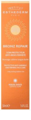 Institut Esthederm Bronz Repair creme antirrugas reafirmante com uma baixa proteção UV 2