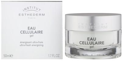 Institut Esthederm Cellular Water Gel für eine intensive Feuchtigkeitsversorgung und Erfrischung der Haut 1