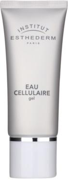 Institut Esthederm Cellular Water Gesichtsgel mit revitalisierender Wirkung