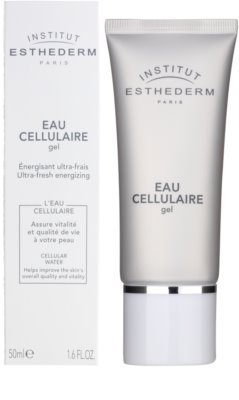 Institut Esthederm Cellular Water gel facial con efecto revitalizante 1