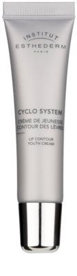 Institut Esthederm Cyclo System fiatalító krém az ajkak vonalaira