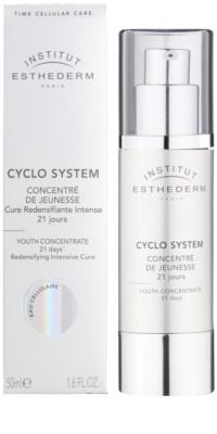 Institut Esthederm Cyclo System Verjüngungskonzentrat für reife Haut 1