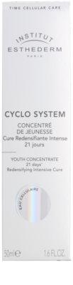 Institut Esthederm Cyclo System Verjüngungskonzentrat für reife Haut 2