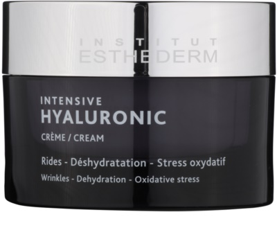 Institut Esthederm Intensive Hyaluronic crema facial con efecto humectante