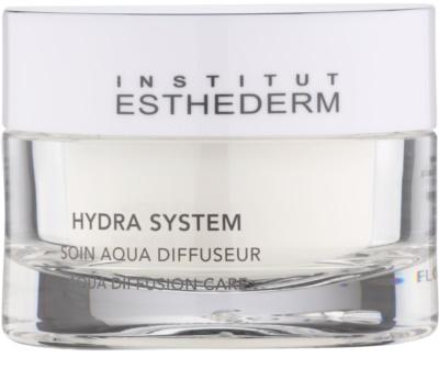 Institut Esthederm Hydra System Hautcreme mit feuchtigkeitsspendender Wirkung