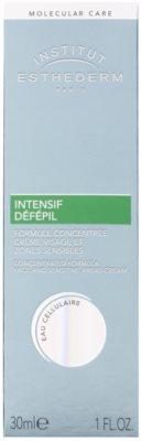 Institut Esthederm Intensive Défépil die beruhigende Creme nach der Depilation 2