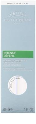 Institut Esthederm Intensive Défépil creme apaziguador pós-depilação 2