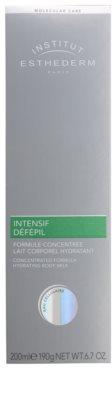 Institut Esthederm Intensive Défépil hidratáló testápoló a szőr növekedésének lassítására 2