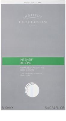 Institut Esthederm Intensive Défépil szérum a szőr növekedésének lassítására 3