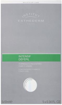 Institut Esthederm Intensive Défépil serum za upočasnitev rasti dlačic 3