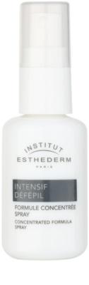 Institut Esthederm Intensive Défépil gyantázás utáni nyugtató spray a szőr növésének lassítására