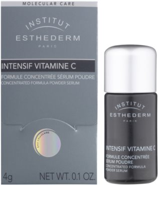 Institut Esthederm Intensive Vitamine C пудров серум против бръчки и пигментни петна 1