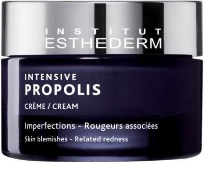Institut Esthederm Intensive Propolis crema facial ligera para reducir  la producción de grasa en pieles acnéicas