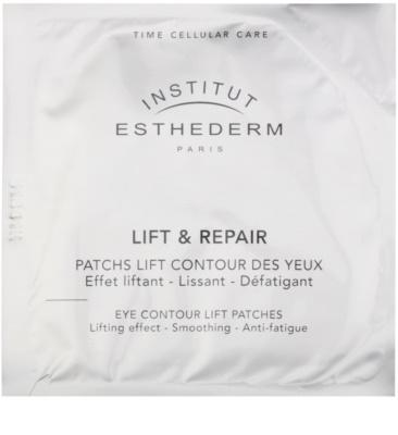 Institut Esthederm Lift & Repair mascarilla parche con efecto lifting para contorno de ojos
