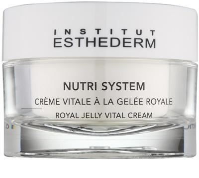 Institut Esthederm Nutri System crema nutritiva  con jalea real