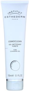 Institut Esthederm Osmoclean gel de limpeza para pele normal a oleosa