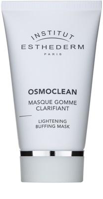 Institut Esthederm Osmoclean aufhellende Peeling-Maske