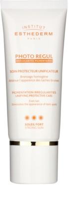 Institut Esthederm Photo Regul tratament pentru îndepărtarea petelor pigmentare cu o protectie UV ridicata