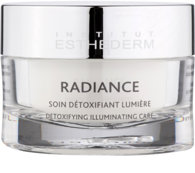 Institut Esthederm Radiance krém az öregedés első jelei ellen az élénk és kisimított arcbőrért